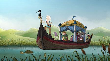 觀賞沼澤境遇。第 1 季第 6 集。