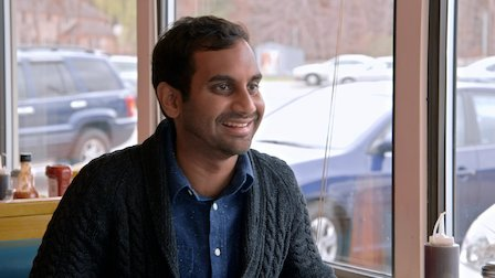 Watch Aziz Ansari: It's Like Pushing A Building Off A Cliff. Episode 13 of Season 1.